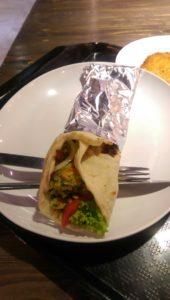 Double Veggie Wrap, Kebap Co