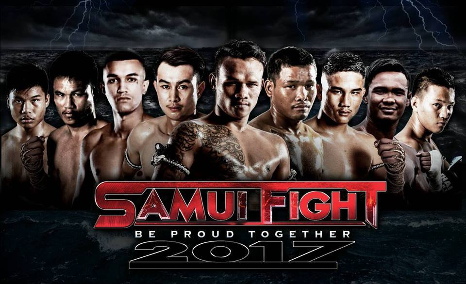 samui fight men