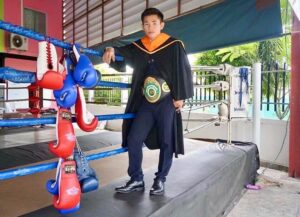 kongkiat torpran channel7 university graduate