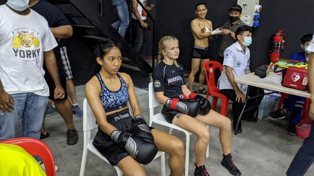 po chisakan marie ruumet potion fight night western boxing amateur