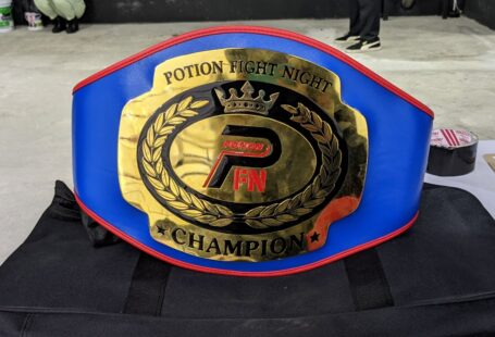 title potion fight night amateur boxing