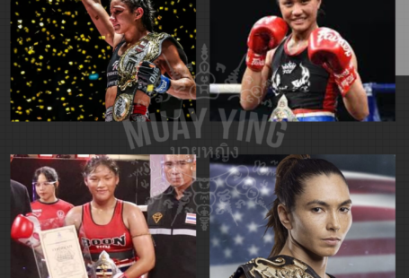 allycia rodrigues sawsing sor sorpit janet todd kwankhao por muangpetch champions PAT thailand ONE championship